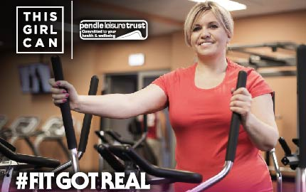 This Girl Can: Half Price Gym