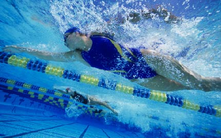 Benefits of Swimming: Strength