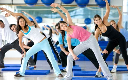 Top 5 Benefits of Exercise Classes