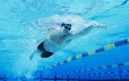 Benefits of Swimming: Less Pressure, Less Pain