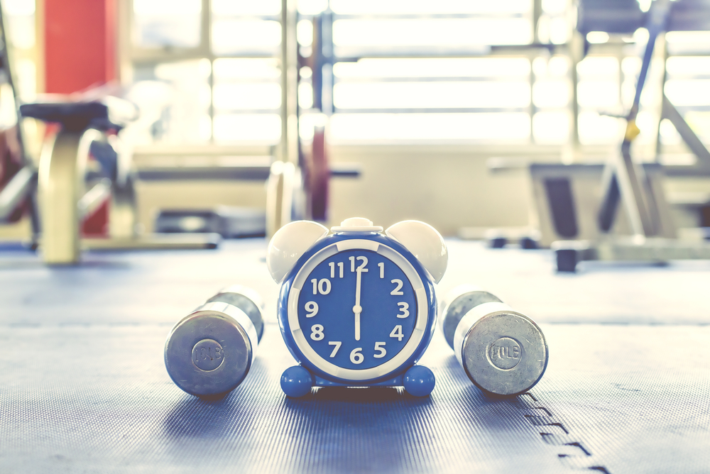 Motivating yourself for an early workout, when you're not a morning person