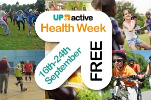 Up & Active's Health Week was a Hit!