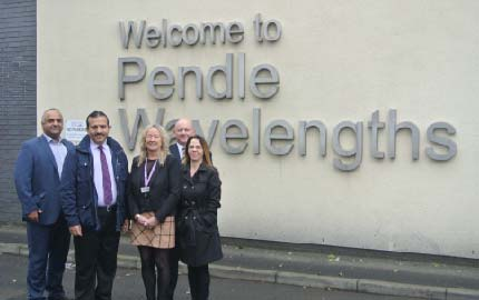Pennine Lancashire One of 12 Areas Chosen by Sport England to Receive National Lottery Funding