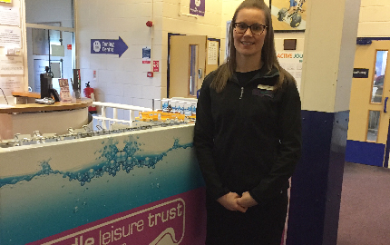 Pendle Leisure Trust Employee Saves Pensioner's Life