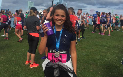 Runner Smashes her Good Life Project Fundraising Target