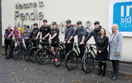 Pendle Leisure Trust Launches Staff Cycle Scheme