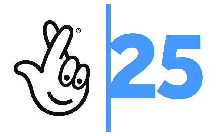 The National Lottery celebrates its 25th birthday