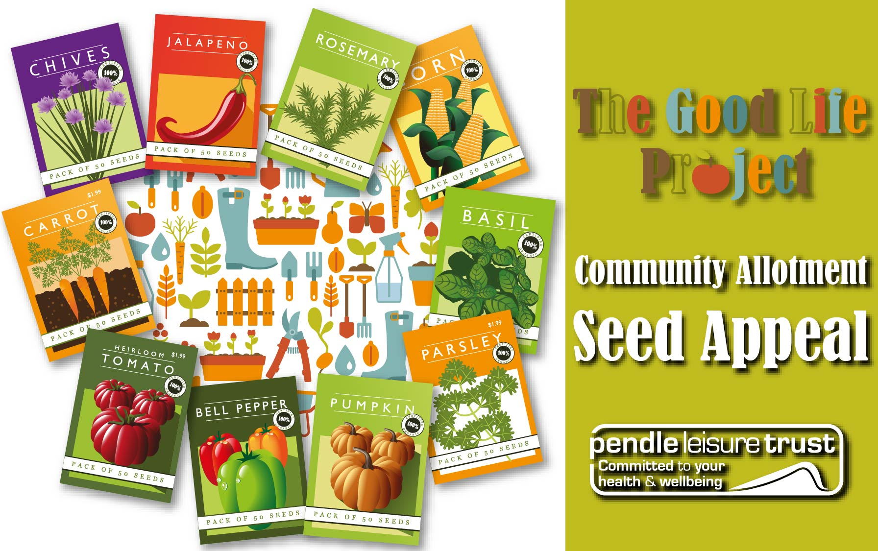 The Good Life Project's Seed Appeal