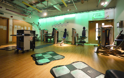 Junior Gym at Pendle Wavelengths re-open