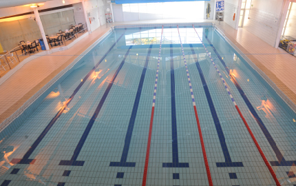 Take the plunge at our Swimathon